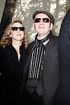 LOS ANGELES, CA - FEB 9: Diana Krall; Elvis Costello at a ceremony where Paul McCartney is honored with a star on The Hollywood Walk Of Fame on February 9, 2012 in Los Angeles, California