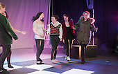 """Fame, Faust & Flying Colours"", musical theatre rehearsal, Further Education College."