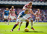 Barrie McKay and Grant Gillespie