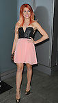 "Bonnie McKee at the ""Flaunt Magazine November Issue party"" held at Hakkasan restaurant Beverly Hills November 7, 2013"