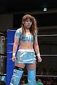 Misaki Ohata, OCTOBER 3, 2010 - Pro Wrestling :..Pro Wrestling WAVE event at Korakuen Hall in Tokyo, Japan. (Photo by Yukio Hiraku/AFLO)