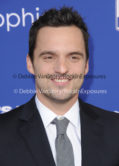 Jake Johnson attends The Twentieth Century Fox L.A. Premiere of Let's Be Cops held at The Cinerama Dome in Beverly Hills, California on August 07,2014                                                                               © 2014 Hollywood Press Awards