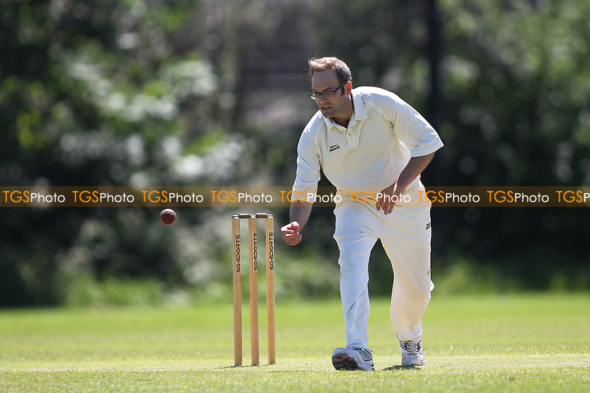G Fletcher of Barking during Newham CC vs Barking CC, Essex County League Cricket at Flanders Playing Fields on 10th June 2017