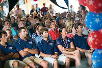 AR_07272016_RIO_HOUSTON_00008.ARW  © Amory Ross / US Sailing Team.  HOUSTON - TEXAS- USA. July 27, 2016. The Houston Yacht Club hosts a send-off party for the US Sailing Team during the Optimist Nationals regatta, a day before the sailors fly to Rio for the Summer Olympics.