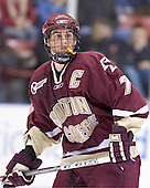 Peter Harrold - The Boston College Eagles defeated the Providence College Friars 4-1 on Saturday, January 7, 2006, at Schneider Arena in Providence, Rhode Island.