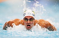 Wilrich Coetzee, 200m Butterfly. AON Swimming New Zealand National Open Swimming Championships, National Aquatic Centre, Auckland, New Zealand, Thursday 5 July 2018. Photo: Simon Watts/www.bwmedia.co.nz