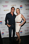 "Geoffrey Horn and ""What Not to Wear"" Make-up Artist Carmindy Attends Wendy Williams celebrates the launch of her new book ""Ask Wendy"" by HarperCollins and  her new Broadway role as Matron ""Mama"" Morton in Chicago - Held at Pink Elephant, NY"