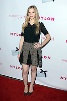 Dreama Walker at the NYLON Magazine Annual May Young Hollywood Issue Party at Hollywood Roosevelt Hotel on May 9, 2012 in Hollywood, California. © mpi29/MediaPunch Inc.