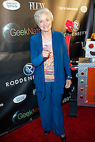 Lee Meriwether at the Roddenberry and GeekNation Comic Con Party during day two of San Diego Comic-Con International 2012 at the San Diego Convention Center in San Diego, California. July 13, 2012. ©mpi77/MediaPunch Inc.