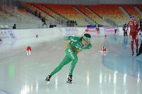 SPEEDSKATING: SOCHI: Adler Arena, 19-03-2013, Training, Bob de Jong (NED), © Martin de Jong