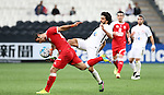 AL JAZIRA (UAE) vs TRACTORSAZI TABRIZ (IRN) during their AFC Champions League Group C match on 02 March 2016 held at the Mohammed Bin Zayed Stadium in Abu Dhabi, UAE. Photo by Stringer / Lagardere Sports