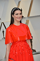 LOS ANGELES, CA. February 24, 2019: Rachel Weisz at the 91st Academy Awards at the Dolby Theatre.<br /> Picture: Paul Smith/Featureflash