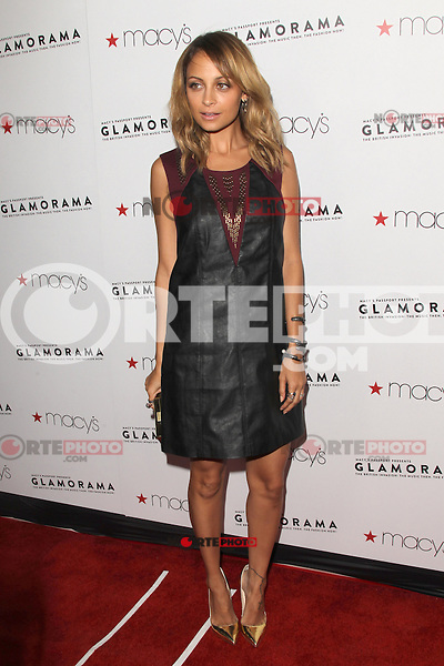 LOS ANGELES, CA - SEPTEMBER 07: Nicole Richie at Macy's Passport Presents: Glamorama - 30th Anniversary in Los Angeles held at The Orpheum Theatre on September 7, 2012 in Los Angeles, California. © mpi25/MediaPunch Inc. /NortePhoto.com<br />