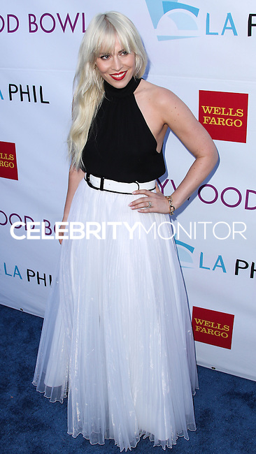 HOLLYWOOD, LOS ANGELES, CA, USA - JUNE 21: Singer Natasha Bedingfield arrives at the 2014 Hollywood Bowl Opening Night And Hall Of Fame Inductions held at the Hollywood Bowl on June 21, 2014 in Hollywood, Los Angeles, California, United States. (Photo by Xavier Collin/Celebrity Monitor)