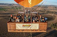 20140815 August 15 Hot Air Balloon Gold Coast