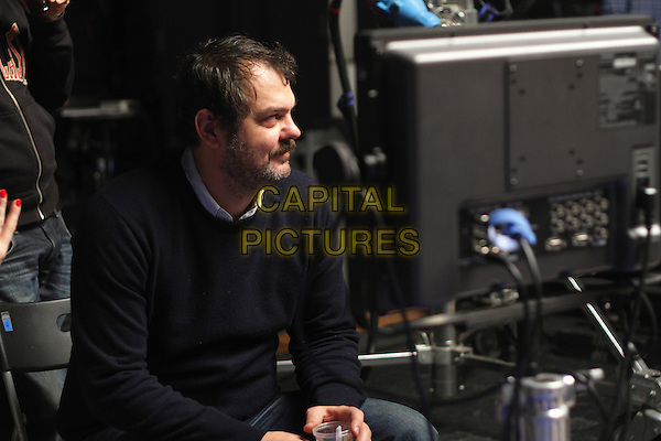 Director.on the set of The Players (2012) .(Les infideles).*Filmstill - Editorial Use Only*.CAP/NFS.Supplied by Capital Pictures.