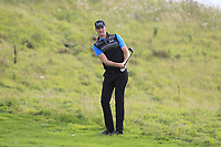 Sebastian Heisele (GER) in the rough on the 2nd during Round 1 of the Bridgestone Challenge 2017 at the Luton Hoo Hotel Golf &amp; Spa, Luton, Bedfordshire, England. 07/09/2017<br /> Picture: Golffile | Thos Caffrey<br /> <br /> <br /> All photo usage must carry mandatory copyright credit     (&copy; Golffile | Thos Caffrey)