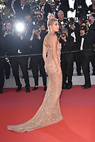 CANNES, FRANCE - MAY 12: Hailey Baldwin at 'Girls Of The Sun (Les Filles Du Soleil)' screening during the 71st annual Cannes Film Festival at Palais des Festivals on May 12, 2018 in Cannes, France.<br /> CAP/PL<br /> &copy;Phil Loftus/Capital Pictures