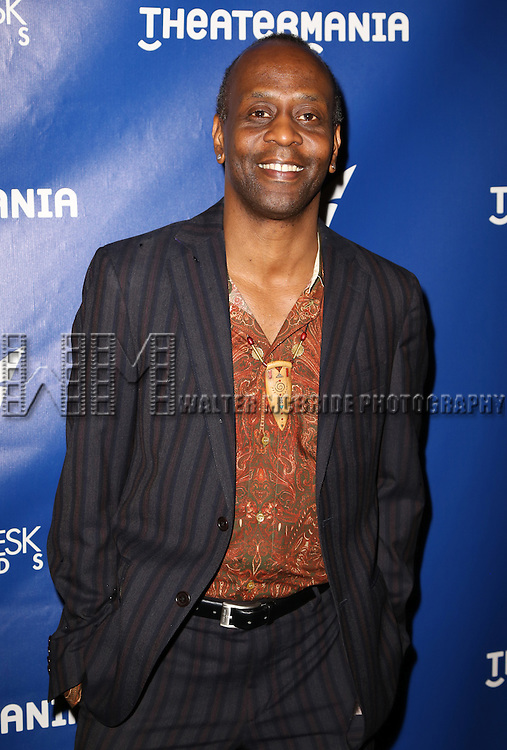 K. Todd Freeman attends the 2015 Drama Desk Awards at Town Hall on May 31, 2015 in New York City.