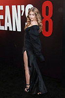 NEW YORK, NY - JUNE 5: Gigi Hadid at Ocean&rsquo;s 8 World Premiere at Alice Tully Hall on June 5, 2018 in New York City. <br /> CAP/MPI99<br /> &copy;MPI99/Capital Pictures