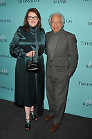 NEW YORK, NY - APRIL 19: Glenda Bailey and Ralph Lauren at the Harper's Bazaar: 150th Anniversary Party at The Rainbow Room on April 19, 2017 in New York City.<br /> CAP/MPI/PAL<br /> &copy;PAL/MPI/Capital Pictures
