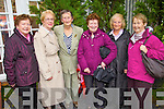 Pictured at the Tea Dance at Feile na Bláth at Tralee Town Park on Friday: From Left: Eileen Cotter Cloonbeg, Ballymullen, Ellen Higgins, Boherbee, Patricia Canning, Oakpark, Breda Curran, Ballinorig, Phil Colbert, Ballyvelly, Eileen O'Grady, Manor Village.