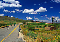 South Africa, Southern Cape, landscape at Route 62 near Barrydale