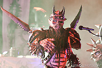 Live concert photo of GWAR @ House Of Blues Chicago by http://www.justingillphoto.com