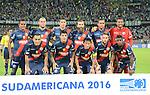 Atlético Nacional venció 1-0 como local a Deportivo Municipal (6-0 el global) y avanzó de la primera fase de la Copa Sudamericana 2016.