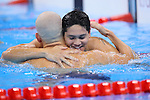 Joseph Schooling (SIN), <br /> AUGUST 12, 2016 - Swimming : <br /> Men's 100m Butterfly Final <br /> at Olympic Aquatics Stadium <br /> during the Rio 2016 Olympic Games in Rio de Janeiro, Brazil. <br /> (Photo by Yohei Osada/AFLO SPORT)