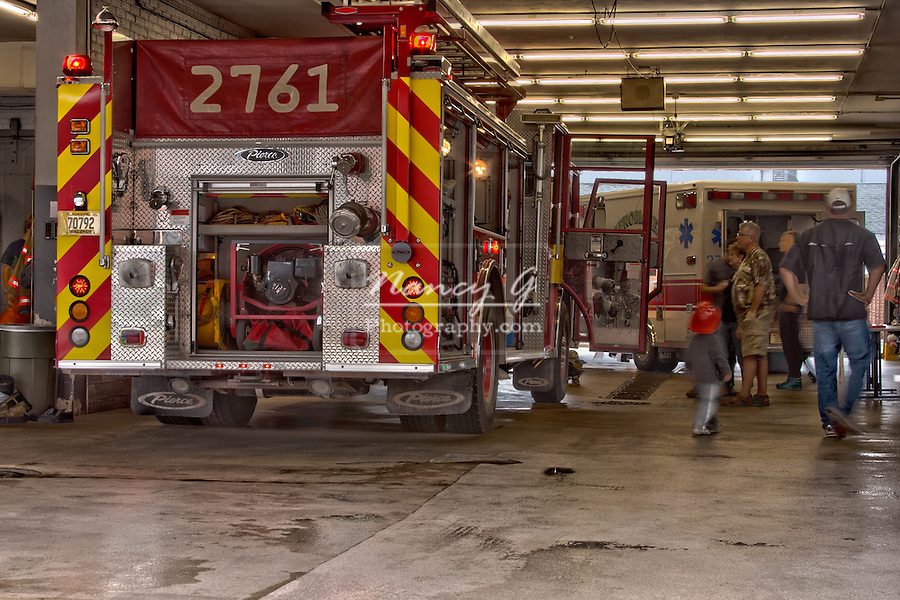 Menomonee Falls Fire Department Station1 Open House