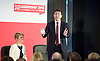 Labour Party Leadership and Deputy Leadership Hustings - East of England - The first of Labour&rsquo;s Leadership and Deputy Leadership regional and national hustings moderated by Gaby Hinsliff at The Forum Banqueting Suites Stevenage  20 June 2015 <br /> <br /> <br /> <br /> leader candidates <br /> <br /> Andy Burnham<br /> <br /> <br /> <br /> <br /> <br /> <br /> Photograph by Elliott Franks <br /> <br /> <br /> <br />  <br /> Image licensed to Elliott Franks Photography Services