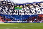 A general view of the stadium during the AFC Asian Cup UAE 2019 Round of 16 match between Jordan (JOR) and Vietnam (VIE) at Al Maktoum Stadium on 20 January 2019 in Dubai, United Arab Emirates. Photo by Marcio Rodrigo Machado / Power Sport Images