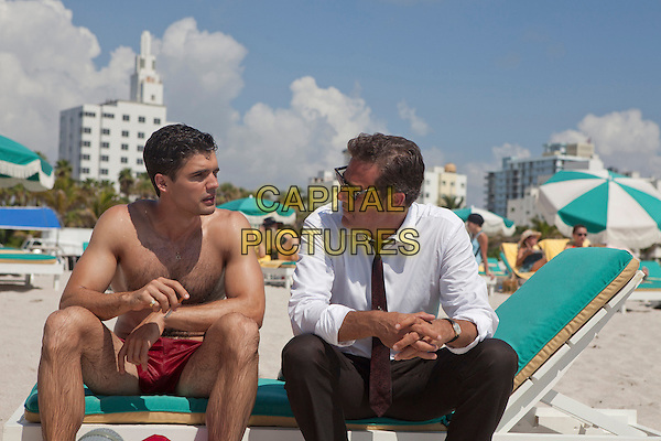 STEVEN STRAIT, JEFFREY DEAN MORGAN.in Magic City.*Filmstill - Editorial Use Only*.CAP/FB.Supplied by Capital Pictures.