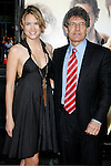"""HOLLYWOOD, CA. - June 02: President/CEO Warner Bros. Pictures Alan Horn and daughter Cody arrive at the Los Angeles premiere of """"The Hangover"""" at Grauman's Chinese Theatre on June 2, 2009 in Hollywood, California."""