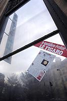 FRANCIA - Parigi - La sede del quotidiano Le Figaro the seat of the daily LeFigaro<br /> Le siège du journal Le Figaro