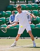 England, London, 28.06.2014. Tennis, Wimbledon, AELTC, Paul Haarhuis (NED) <br /> Photo: Tennisimages/Henk Koster