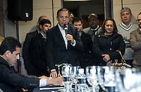 SAO PAULO, SP - 20.07.2016 - ELEI&Ccedil;OES-SP-2016 -  O pr&eacute;-candidato do PSDB para a prefeitura de S&atilde;o Paulo, Jo&atilde;o D&oacute;ria, comunica o apoio do PSD &agrave; sua candidatura na tarde desta quarta-feira (20) na zona sul de S&atilde;o paulo. O PTC se torna o 11&ordm; partido que apoia Doria para prefeito de capital paulista.<br /> <br /> (Foto: Fabricio Bomjardim / Brazil Photo Press)
