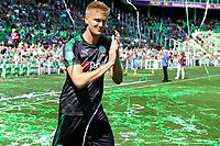 GRONINGEN - Voetbal, Open dag FC Groningen ,  seizoen 2017-2018, 06-08-2017,  /FC Groningen speler Kasper Larsen