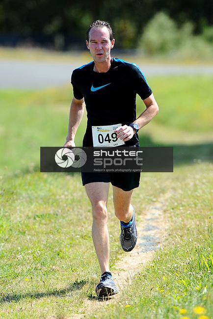 NELSON, NEW ZEALAND - NOVEMBER 29: 2015 Run Mahana on November 29, 2015 in Nelson, New Zealand. (Photo by: Chris Symes Shuttersport Limited)