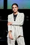 Ana Rujas attends to 'Muerte en el Nilo' theatre play presentation at Ayala Theatre in Madrid, Spain. September 13, 2018. (ALTERPHOTOS/A. Perez Meca)