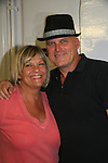 Guiding Light's Kim Zimmer and Robert Newman - Day 5 Wednesday - August 4, 2010 - So Long Springfield at Sea - A Final Farewell To Guiding Light sets sail from NYC to St. John, New Brunwsick and Halifax, Nova Scotia from July 31 to August 5, 2010  aboard Carnival's Glory (Photos by Sue Coflin/Max Photos)