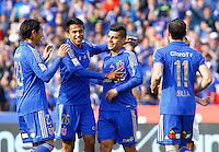 Apertura 2014 UChile vs Santiago Wanderers