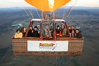 20130712 July 12 Hot Air Balloon Gold Coast