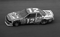 Bobby Allison #12 Buick Daytona 500 at Daytona International Speedway in Daytona Beach, FL on February 14, 1988. (Photo by Brian Cleary/www.bcpix.com)