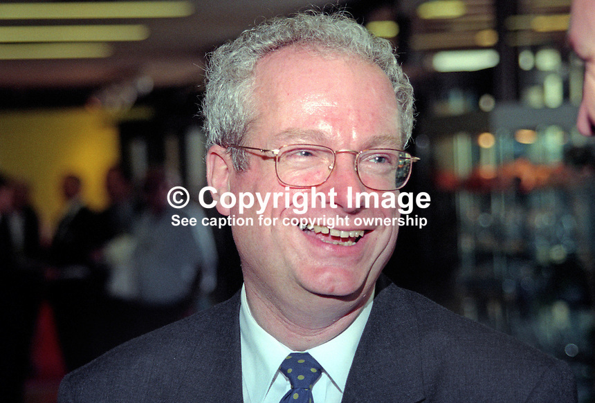 Chris Smith, MP, Labour Party, UK, October 1997, 199710076<br /> <br /> Copyright Image from Victor Patterson, 54 Dorchester Park, Belfast, UK, BT9 6RJ<br /> <br /> t: +44 28 9066 1296<br /> m: +44 7802 353836<br /> vm +44 20 8816 7153<br /> <br /> e1: victorpatterson@me.com<br /> e2: victorpatterson@gmail.com<br /> <br /> www.victorpatterson.com<br /> <br /> IMPORTANT: Please see my Terms and Conditions of Use at www.victorpatterson.com