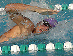 Fletcher Nathan Tacco 10/06/04.....Gary Wilcox/staff......Fletcher  High School swimmer  Nathan Tacco was in the swim meet against Nease High School last Tuesday at the  Ponte Vedra YMCA.