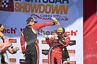 IMSA WeatherTech SportsCar Championship<br /> Advance Auto Parts SportsCar Showdown<br /> Circuit of The Americas, Austin, TX USA<br /> Saturday 6 May 2017<br /> 38, ORECA, ORECA FLM09, PC, James French, Patricio O'Ward<br /> World Copyright: Richard Dole<br /> LAT Images<br /> ref: Digital Image RD_COTA_17348