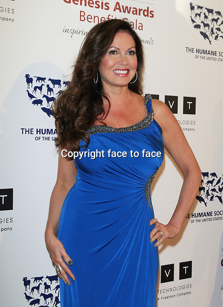 Lisa Guerrero at the 2013 Genesis Awards Benefit Gala at The Beverly Hilton Hotel on March 23, 2013 in Beverly Hills, California...Credit: Martin Smith/face to face