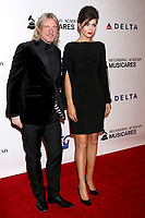 LOS ANGELES - FEB 8:  Frank Otto, Nathalie Volk at the MusiCares Person of the Year Gala at the LA Convention Center on February 8, 2019 in Los Angeles, CA